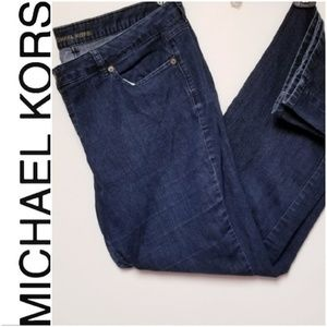 Micheal Kors 5 pocket boot cut 18M